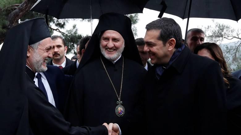 Επίσκεψη Τσίπρα στην Τουρκία: Ιστορική επίσκεψη του πρωθυπουργού στη Χάλκη