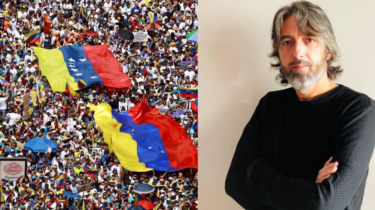 Αλφρέντο Σ. Μανσίγια: Η κρίση στη Βενεζουέλα δεν ξεπερνιέται με εμπάργκο και απειλές