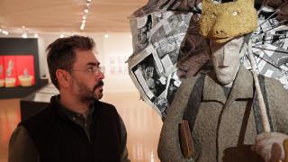 Μουσείο Μπενάκη: Ο Soloup μάς ξεναγεί στο σκοτεινό κόσμο της γονικής αποξένωσης