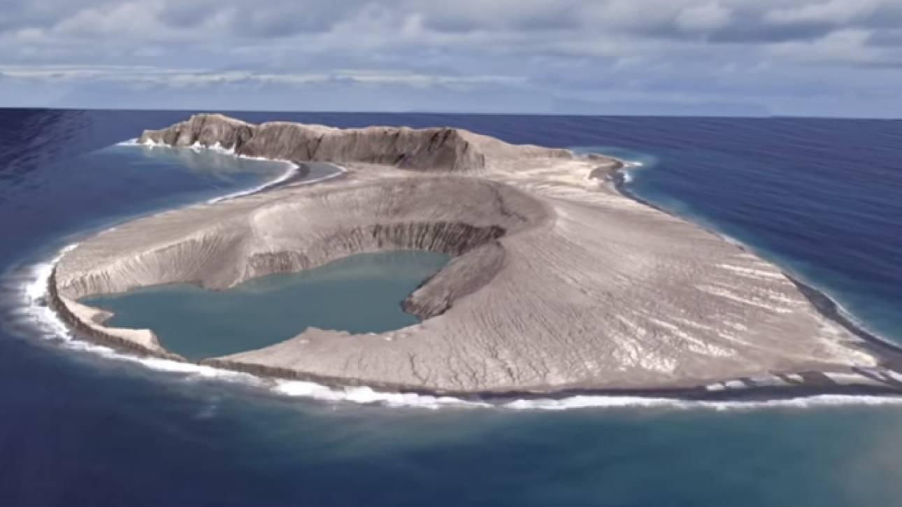 Η NASA εξερευνά νησί «μυστήριο» στον Ειρηνικό Ωκεανό