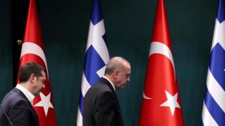 ΝΔ: Σοβαρές ανησυχίες από την «κακά προετοιμασμένη» συνάντηση Τσίπρα-Ερντογάν