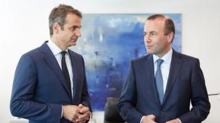 Ευρωεκλογές 2019: Η ηγεσία του ΕΛΚ στην Αθήνα με πρόταση για 5 εκατομμύρια νέες θέσεις εργασίας
