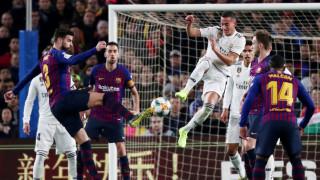 Μπαρτσελόνα-Ρεάλ Μαδρίτης 1-1: Ανοικτοί λογαριασμοί και ραντεβού στο «Μπερναμπέου»
