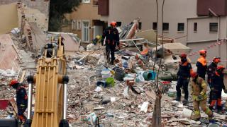 «Θαύμα» στην Κωνσταντινούπολη: Διασώθηκε 5χρονη μέσα από τα χαλάσματα