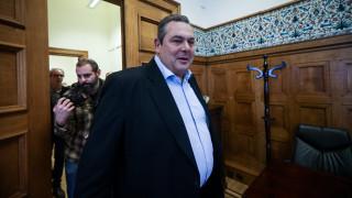 Καμμένος: Αν δεν παραδώσει αύριο έδρα ο Παπαχριστόπουλος διαγράφεται