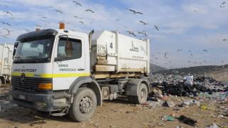 Γέμισε ο ΧΥΤΑ Φυλής – Πολύωρες καθυστερήσεις και αγανάκτηση των οδηγών απορριμματοφόρων
