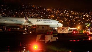 Θρίλερ στον αέρα: Αναγκαστική προσγείωση μετά από φωτιά στον κινητήρα