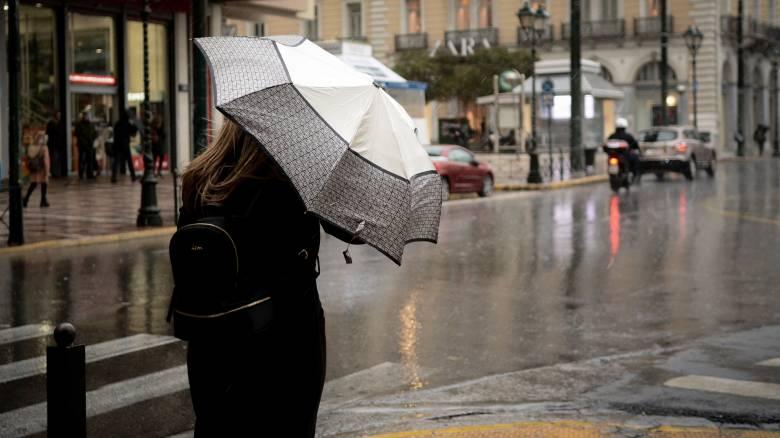 Κακοκαιρία: Υποχωρεί σταδιακά - Πώς αναμένεται το «σκηνικό» του καιρού σήμερα