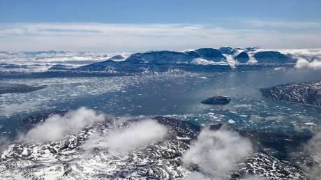 «Καμπανάκι» επιστημόνων για κλιματικό «χάος» από το λιώσιμο πάγων σε Ανταρκτική και Γροιλανδία