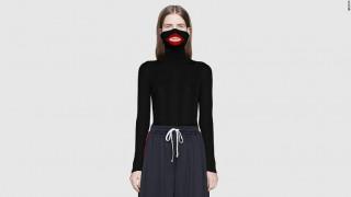 Μόδα και πολιτική ορθότητα: Η Gucci αποσύρει το «ρατσιστικό» μαύρο πουλόβερ με τα κόκκινα χείλη