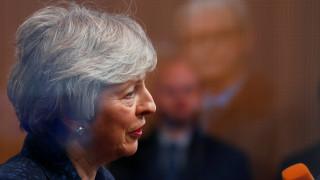 Brexit: Σε αδιέξοδο οι διαπραγματεύσεις μεταξύ Μέι και ΕΕ - Αμετακίνητοι οι «27»