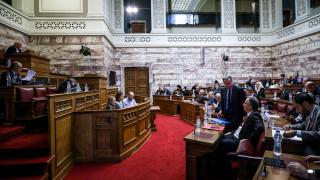 Βουλή: Πέρασε κατά πλειοψηφία το σχέδιο νόμου για την ένταξη της Βόρειας Μακεδονίας στο ΝΑΤΟ