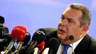 Καμμένος για διάλυση ΚΟ των ΑΝΕΛ: Πρωτοφανές πραξικόπημα από κυβέρνηση αποστασίας των αχάριστων