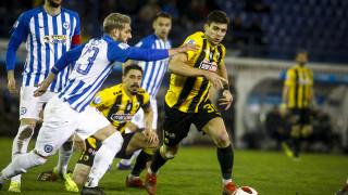 Ατρόμητος-ΑΕΚ 0-1: Με την «αύρα» του Χιμένεθ