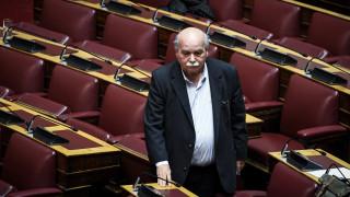 Υιοθετεί ο Βούτσης τη γνωμοδότηση του Επιστημονικού Συμβουλίου για τους ΑΝΕΛ