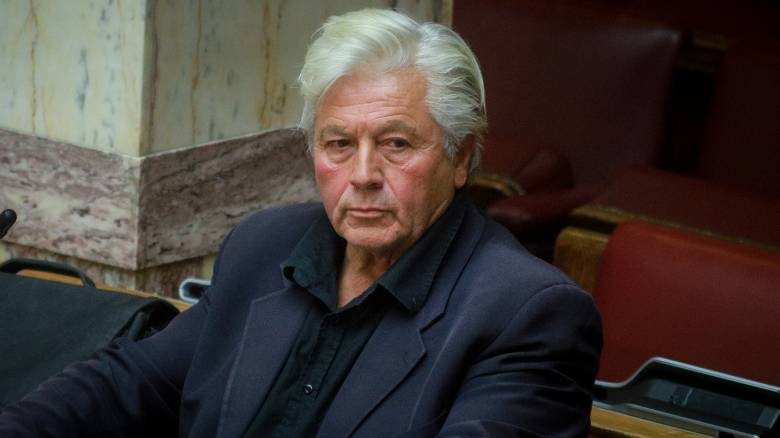 Παραιτήθηκε από βουλευτής ο Θανάσης Παπαχριστόπουλος