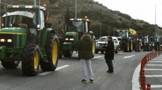 Αγροτικές κινητοποιήσεις: Κλείνουν τα Τέμπη σήμερα