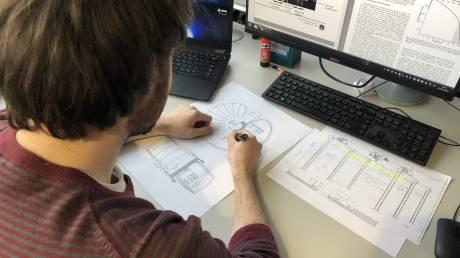 ESA: Ο Έλληνας φοιτητής αρχιτεκτονικής που σχεδιάζει σπίτια για τη... Σελήνη!