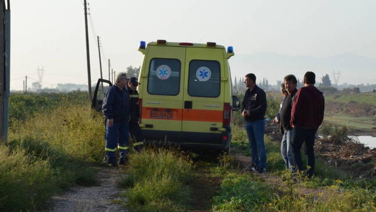 Σοβαρό τροχαίο στο Ηράκλειο: Νοσηλεύεται διασωληνωμένος 25χρονος