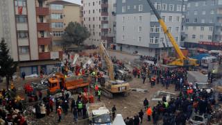 Τουρκία: Αυξήθηκε ο αριθμός των νεκρών από την κατάρρευσης της πολυκατοικίας