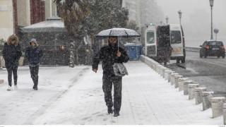 Καιρός: Νέα κακοκαιρία με πολικό ψύχος διαρκείας προ των πυλών - Χιόνια ακόμα και στην Αθήνα