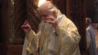 Αμβρόσιος: Ζήτησα από την Παναγία να μου πει αν πρέπει να παραιτηθώ