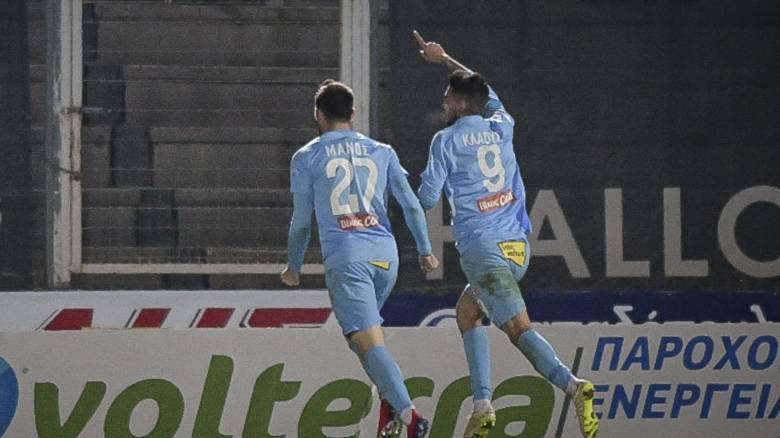 ΠΑΣ Γιάννινα-Παναθηναϊκός 1-0: «Χτύπα» κι άλλο!