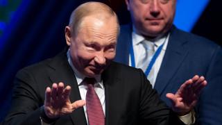 Βαλίτσες για Ρώμη ετοιμάζει ο Πούτιν