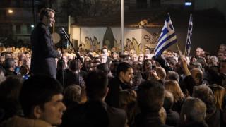 Μητσοτάκης: Εθνική υποχώρηση και ιστορική ασέβεια η Συμφωνία των Πρεσπών