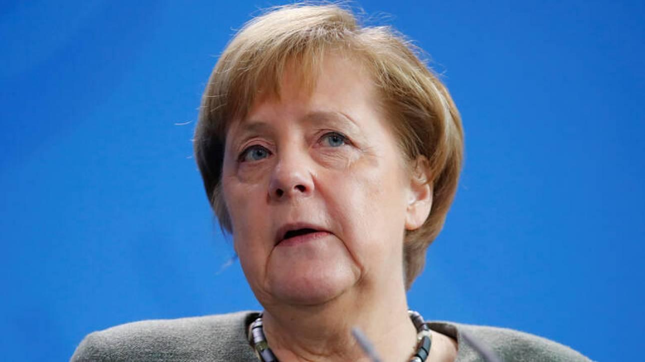 Γερμανία: Η καγκελάριος Μέρκελ υποσχέθηκε βοήθεια στο Μάλι