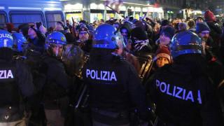 Εκτεταμένα επεισόδια στο Τορίνο με τραυματίες