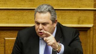Καμμένος: Ο Τσίπρας απαλλοτρίωσε έναν-έναν τους βουλευτές των ΑΝΕΛ