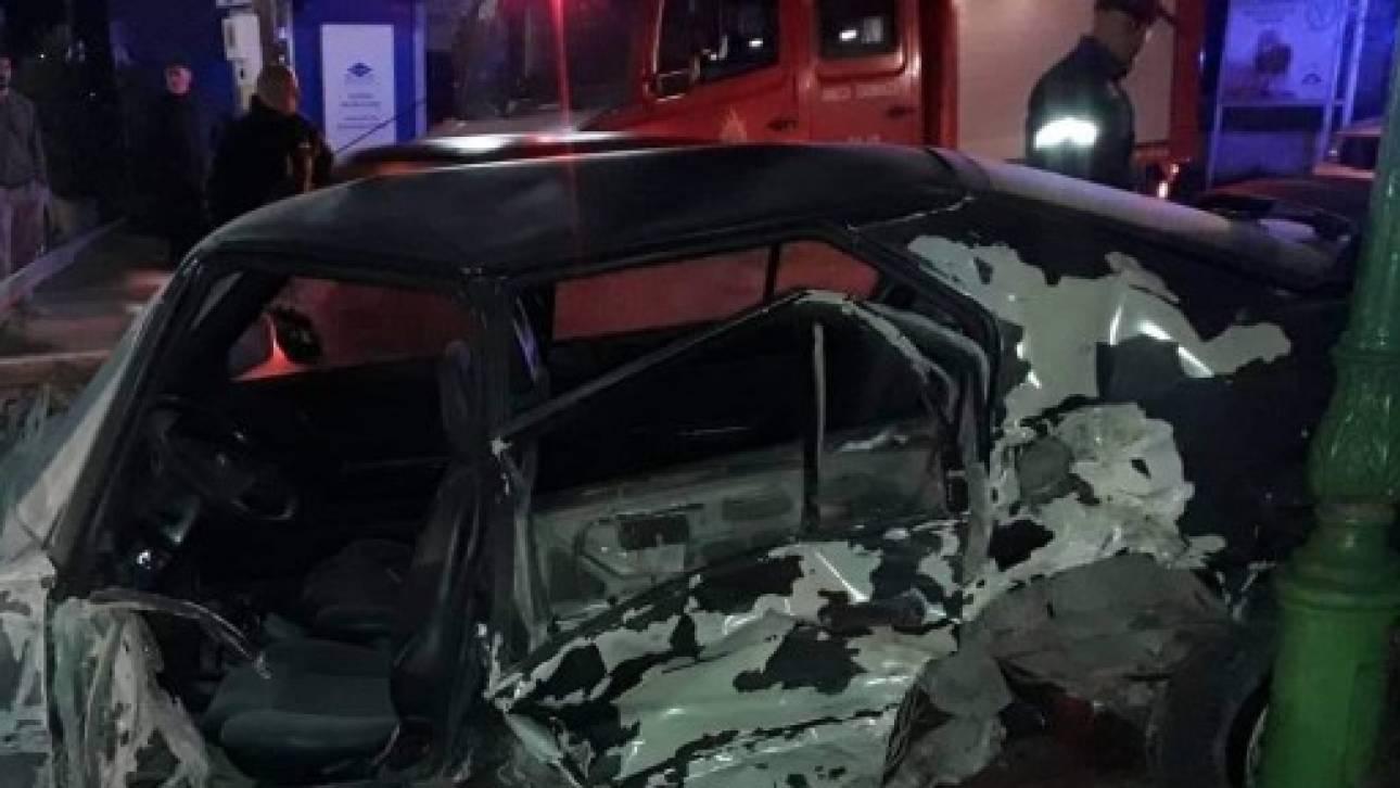 Νεκρός 32χρονος Σουηδός στα Χανιά: Διαλύθηκε το αυτοκίνητό του