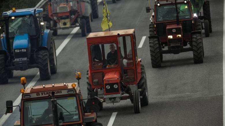 Μπλόκα αγροτών: Κατάληψη στην εφορία των Σερρών