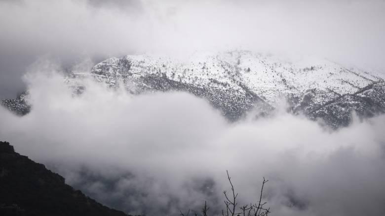 Έκτακτο δελτίο ΕΜΥ: Χιονοπτώσεις και μεγάλη πτώση της θερμοκρασίας
