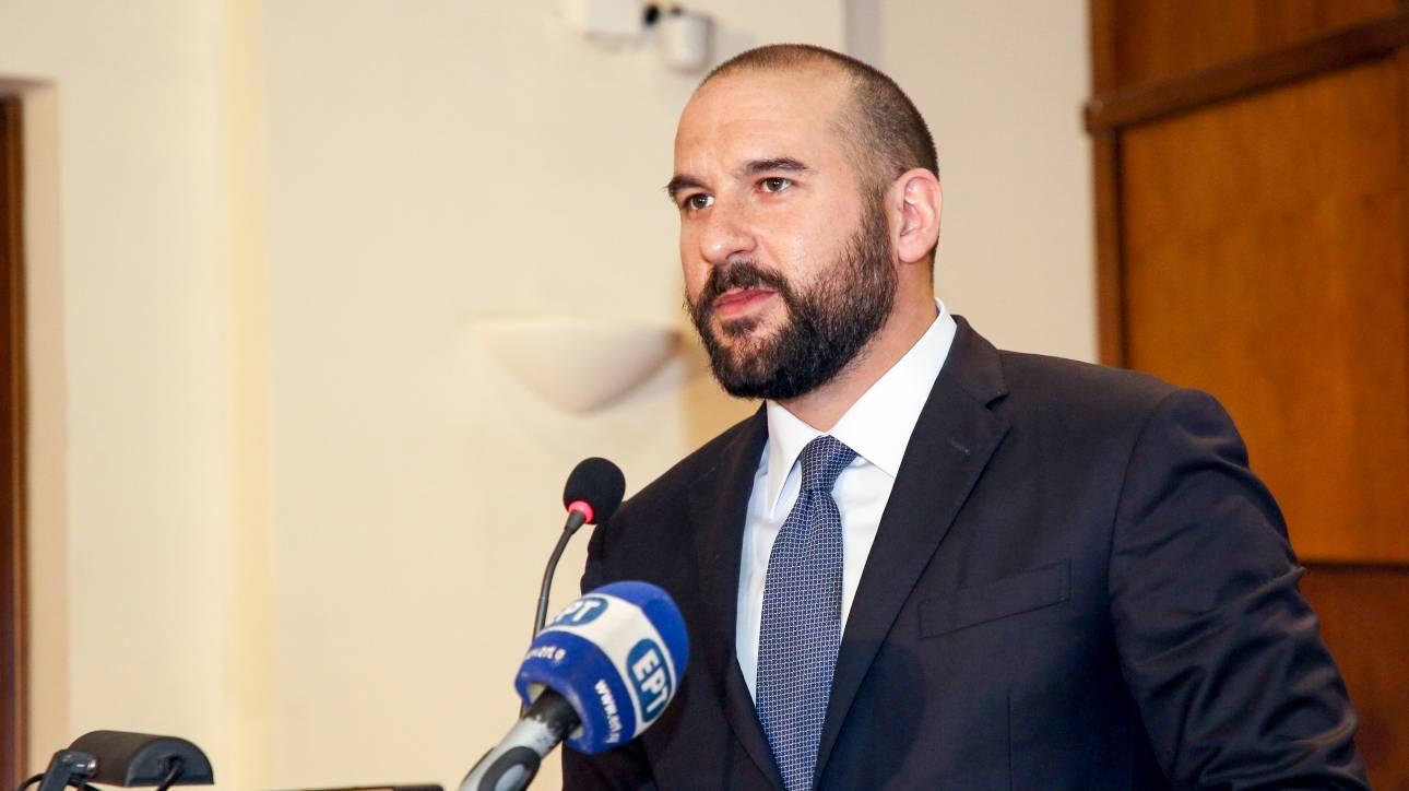 Τζανακόπουλος: Σενάριο φαντασίας η ανακεφαλαιοποίηση των τραπεζών