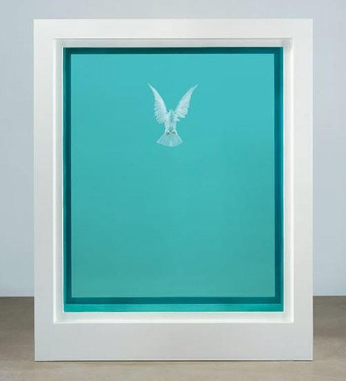 Damien Hirst The Incomplete Truth 2006