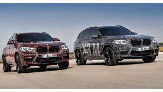 Οι νέες BMW X3 και X4 M θα έχουν τουλάχιστον 450 ίππους