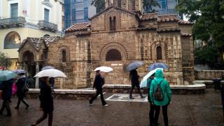 Καιρός: Βροχές και καταιγίδες την Τρίτη - Ποιες περιοχές θα «πνιγούν»