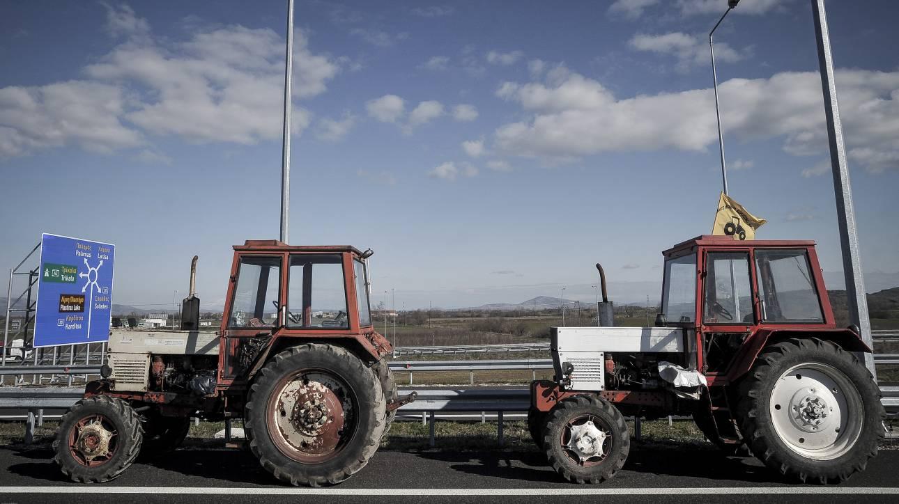 Μπλόκο αγροτών στο Σιδηρόκαστρο - Τους εμπόδισε η αστυνομία να πάνε Προμαχώνα