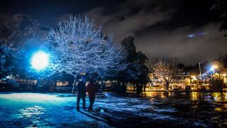 Νέα κακοκαιρία κάνει την Ελλάδα... Σιβηρία: Η «Χιόνη» φέρνει… χιόνι και στην Αθήνα!