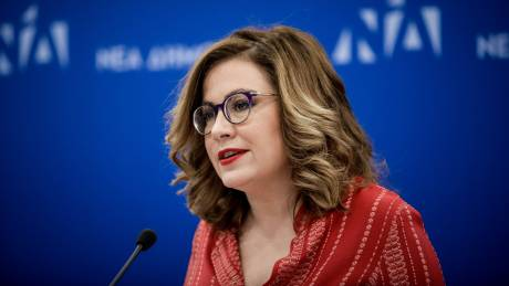 Σπυράκη: Λύση για την Ελλάδα είναι μια καινούργια κυβέρνηση, με φρέσκια εντολή