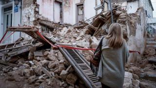 Κατέρρευσε κτήριο στην Πνύκα