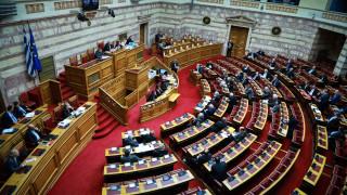 Live: Μια ημέρα παράταση πήρε η συζήτηση για τη Συνταγματική Αναθεώρηση