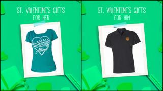 Τα καλύτερα St. Valentine's δώρα, θα τα βρεις στο Paoshop!