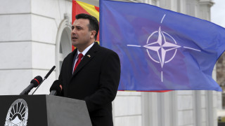 Ο Ζόραν Ζάεφ αποκαλεί τη χώρα του «Βόρεια Μακεδονία» για πρώτη φορά επίσημα