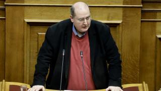 Δεν αποκλείει εκλογές τον Μάιο ο Νίκος Φίλης