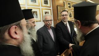 Σχέδιο συμφωνίας Κράτους-Εκκλησίας: Θωρακίζεται η μισθοδοσία των κληρικών