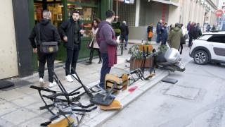 Θεσσαλονίκη: Βίντεο-ντοκουμέντο από την «τρελή» πορεία του αυτοκινήτου που παρέσυρε πεζούς