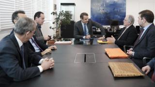 Νέα Δημοκρατία: Θέμα της επόμενης βουλής το περιεχόμενο των αναθεωρητέων άρθρων